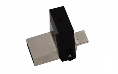 Memoria USB Kingston DataTraveler microDuo 3.0, 16GB, USB 3.0 OTG