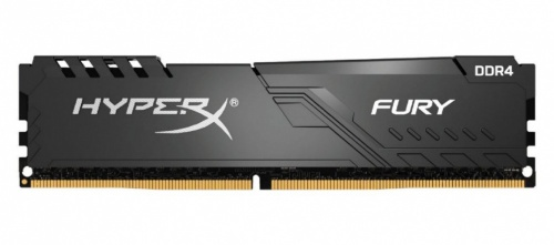 Memoria RAM Kingston HyperX FURY DDR4, 2400MHz, 16GB, Non-ECC, CL15, XMP
