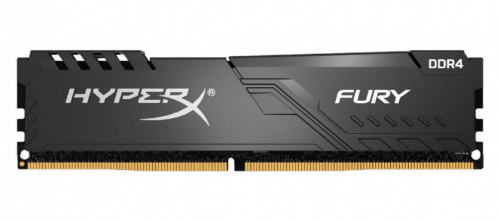 Memoria RAM Kingston HyperX FURY Black DDR4, 2666MHz, 16GB, Non-ECC, CL16, XMP