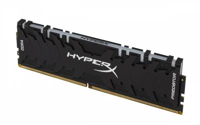Memoria RAM Kingston HyperX Predator RGB DDR4, 2933MHz, 8GB, Non-ECC, CL15, XMP
