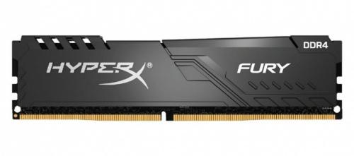 Memoria RAM HyperX FURY Black DDR4, 3200MHz, 16GB, Non-ECC, CL16, XMP