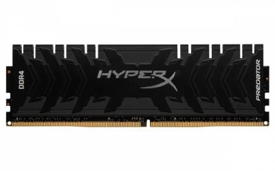 Kit Memoria RAM Kingston HyperX Predator DDR4, 3200MHz, 64GB (4 x 16GB), Non-ECC, CL16, XMP