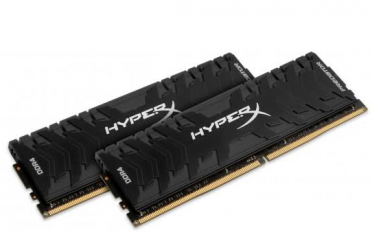Kit Memoria RAM Kingston HyperX Predator DDR4, 3600MHz, 32GB (2 x 16GB), Non-ECC, CL17, XMP