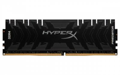Memoria RAM Kingston HyperX Predator DDR4, 3600MHz, 8GB, Non-ECC, CL17, XMP