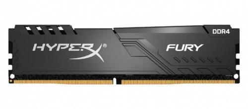 Kit Memoria RAM Kingston HyperX FURY Black DDR4, 3600MHz, 64GB (4 x 16GB), Non-ECC, CL18, XMP