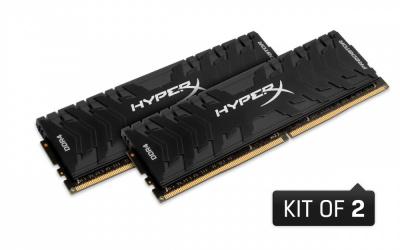 Kit Memoria RAM Kingston HyperX Predator DDR4, 4266MHz, 16GB (2 x 8GB), Non-ECC, CL19, XMP