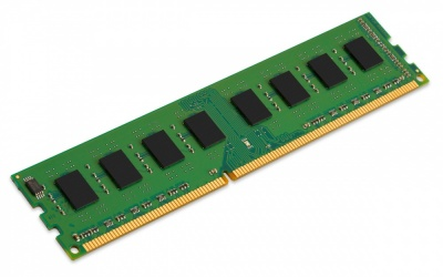 Memoria RAM Kingston DDR3, 1600MHz, 4GB, Non-ECC, CL11, 1R