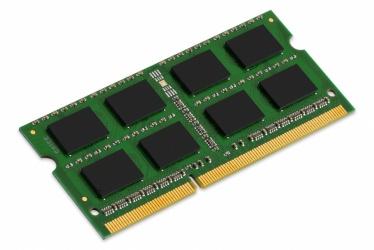 Memoria RAM Kingston DDR3L, 1600MHz, 8GB, Non-ECC, CL11, SO-DIMM, 1.35v