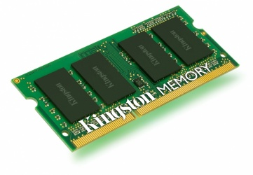Memoria RAM Kingston DDR3, 1333MHz, 4GB, CL9, Non-ECC, SO-DIMM, para HP