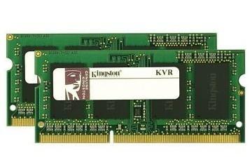 Memoria RAM Kingston DDR3, 1333MHz, 2GB, CL9, Non-ECC, SO-DIMM, Single Rank x16