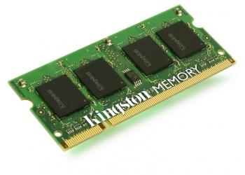 Memoria RAM Kingston DDR3, 1600MHz, 2GB, CL11, Non-ECC, SO-DIMM, Single Rank x16