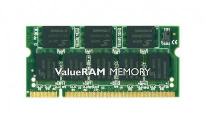 Memoria RAM Kingston DDR, 266MHz, 256MB, CL2.5, Non-ECC, SO-DIMM