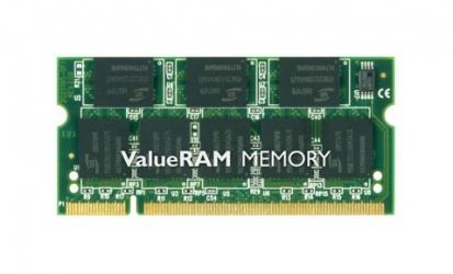 Memoria RAM Kingston DDR, 333MHz, 256MB, CL2.5, Non-ECC, SO-DIMM