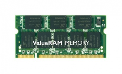 Memoria RAM Kingston DDR, 400MHz, 1GB, CL3, Non-ECC, SO-DIMM