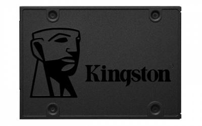 SSD Kingston A400, 480GB, SATA III, 2.5'', 7 mm ― ¡Obtén 20% de descuento al comprarlo con una laptop seleccionada!