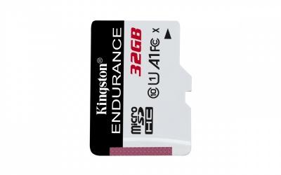 Memoria Flash Kingston Endurance, 32GB MicroSD UHS-I Clase 10