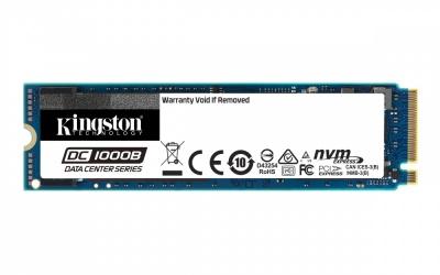 SSD Kingston DC1000B, 480GB, PCI Express 3.0, M.2