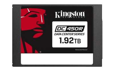 SSD Kingston DC450R NAND 3D TLC, 1.92TB, SATA III, 2.5'', 7mm