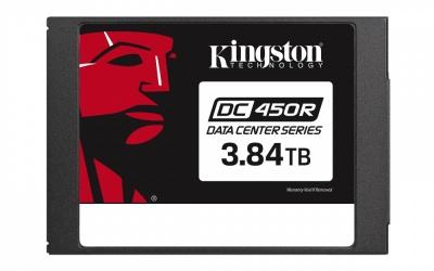 SSD Kingston DC450R NAND 3D TLC, 3.84TB, SATA III, 2.5'', 7mm