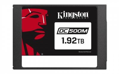 """SSD para Servidor Kingston DC500M, 1.92TB, SATA III, 2.5"""", 7mm, 6Gbit/s"""