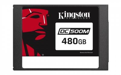 SSD para Servidor Kingston DC500M, 480GB, SATA III, 2.5