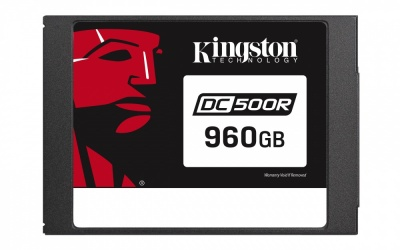 SSD para Servidor Kingston DC500R, 960GB, SATA III, 2.5'', 7mm