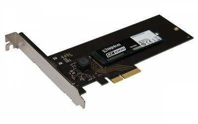 SSD Kingston KC1000 NVMe, 960GB, PCI Express 3.0, HHHL