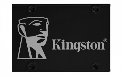 SSD Kingston KC600 NAND 3D TLC, 256GB, SATA III, 2.5'', 7mm