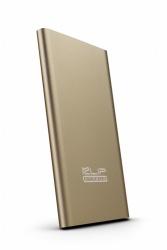 Cargador Portátil Klip Xtreme Enox3700, 3700mAh, Oro