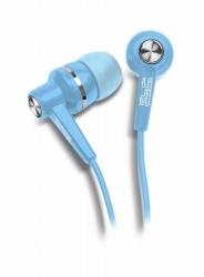 Klip Xtreme Audífonos Estéreo KSE-105, Alámbrico, 3.5mm, 1.25 Metros, Azul