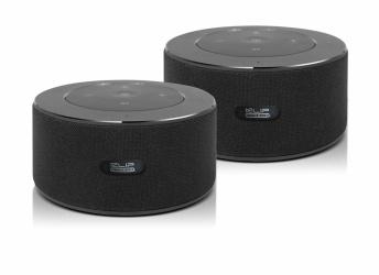 Klip Xtreme Bocina Portátil KWS-015, Bluetooth, Inalámbrico, 24W RMS, Negro