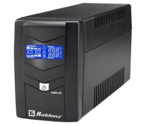 No Break Koblenz 7011-USB/R, 700VA, 6 Contactos