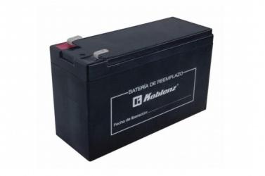 Koblenz Batería de Reemplazo para No Break AB12, 12V, 9000mAh