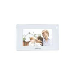 Kocom Videoportero KCV544SDMW con Monitor LCD 7'', Blanco