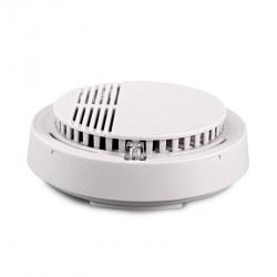Kupiix Detector de Humo Inteligente, Inalámbrico, Gris - Requiere Gateway Kupiix