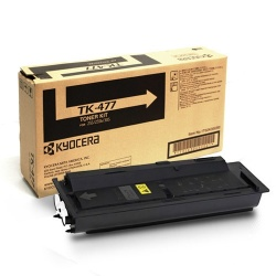 Tóner Kyocera TK-477 Negro, 15.000 Páginas