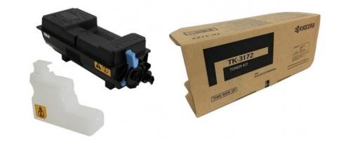 Toner Kyocera TK-3172 Negro, 15.500 Páginas
