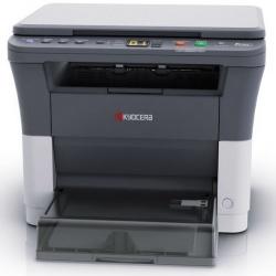 Multifuncional Kyocera ECOSYS FS-1020MFP, Blanco y Negro, Láser, Print/Scan/Copy