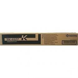 Tóner Kyocera TK-8327K Negro, 18.000 Páginas