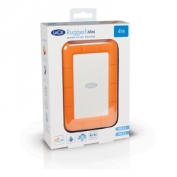 Disco Duro Externo LaCie Rugged Mini 2.5