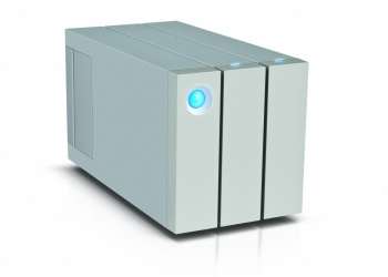 Disco Duro Externo LaCie 2big Thunderbolt 2, 8TB, USB 3.0, Plata - para Mac/PC
