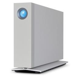 "Disco Duro Externo LaCie d2 Thunderbolt 3 3.5"", 6TB, USB 3.1, Plata - para Mac/PC"