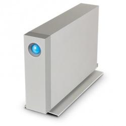 Disco Duro Externo LaCie d2 USB 3.0, 6TB, USB 3.0, Plata - para Mac/PC