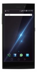 Smartphone Lanix Ilium L1100 5'', 4G, Android 5.1, Negro