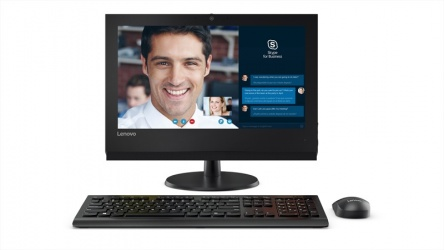 Lenovo V310z All-in-One 19.5'', Intel Core i7-7700 3.60GHz, 8GB, 1TB, Windows 10 Pro 64-bit, Negro