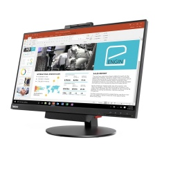Monitor Lenovo ThinkCentre Tiny-in-One LED Touch 23.8'', Full HD, Widescreen, Bocinas Integradas (2 x 4W), Negro