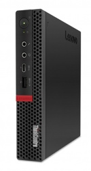 Computadora Lenovo ThinkCentre M720S, Intel Core i3-8100T 3.10GHz, 4GB, 16GB Optane, 1TB, Windows 10 Pro 64-bit, Negro