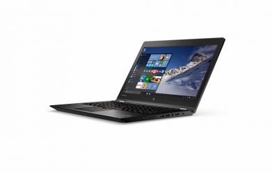 Lenovo 2 en 1 ThinkPad P40 Yoga 14'' Full HD, Intel Core i7-6600U 2.60GHz, 8GB, 256GB SSD, NVIDIA Quadro M500M, Windows 10 Pro 64-bit, Negro