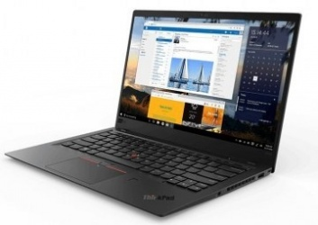 "Laptop Lenovo Thinkpad X1 Carbón 14"" Full HD, Intel Core i7-8565U 1.80GHz, 16GB, 512GB SSD, Windows 10 Pro 64-bit, Negro"