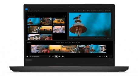 "Laptop Lenovo ThinkPad E14 14"" Full HD, Intel Core i5-10210U 1.60GHz, 8GB, 1TB, Windows 10 Pro 64-bit, Negro ― Teclado en Inglés"